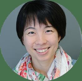 Portrait of Nancy Ku