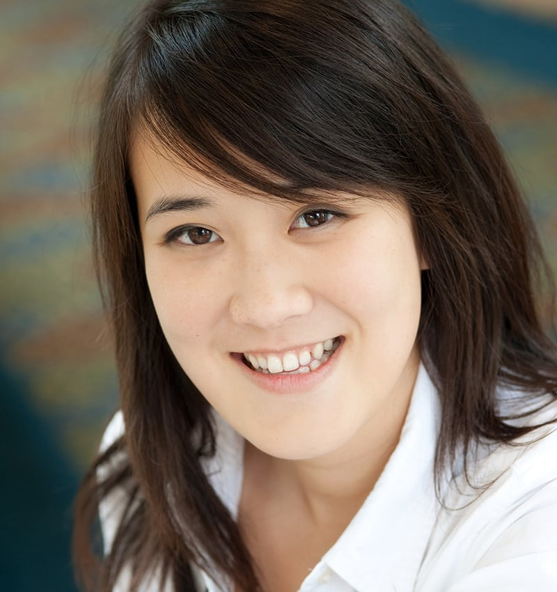 A photo of Michelle Lee