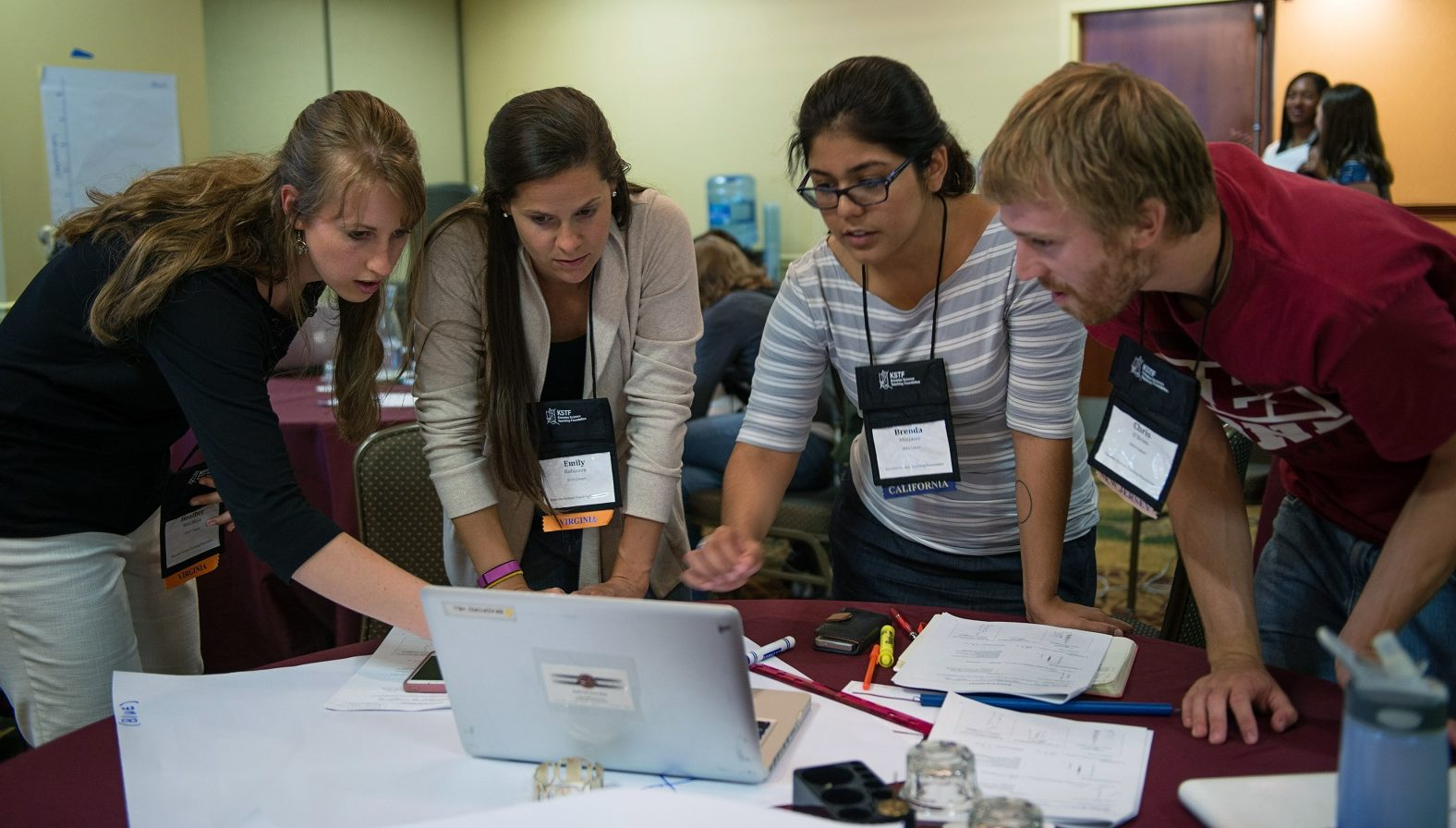 Collaborative Teaching Fellowship ~ The tale of a successful collaboration knowles teacher